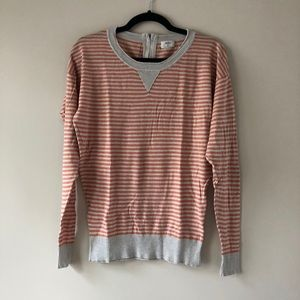 Madewell Wallace striped sweater